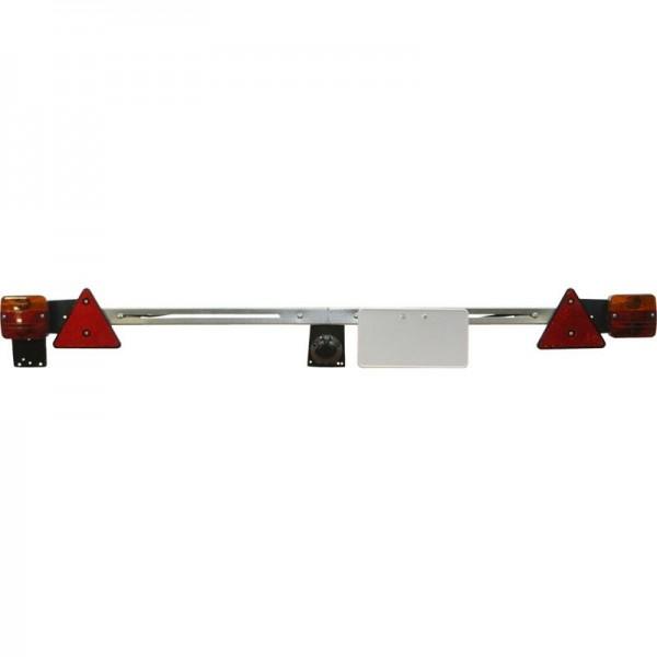 Lampenträger f. Anhänger verstellbar von 1300-1700