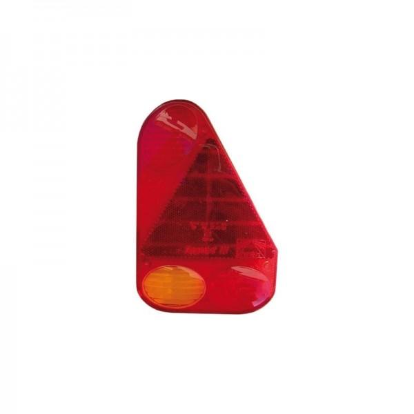 Leuchte Earpoint III, rechts, 5-pol