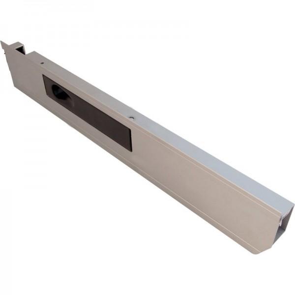 Alu-Einfassverschluss 25 mm für 800er BW, links,