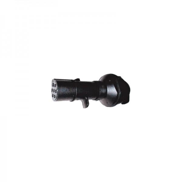 Spannungsreduziergerät 24 V 7N Pol - 12 V 7 Pol