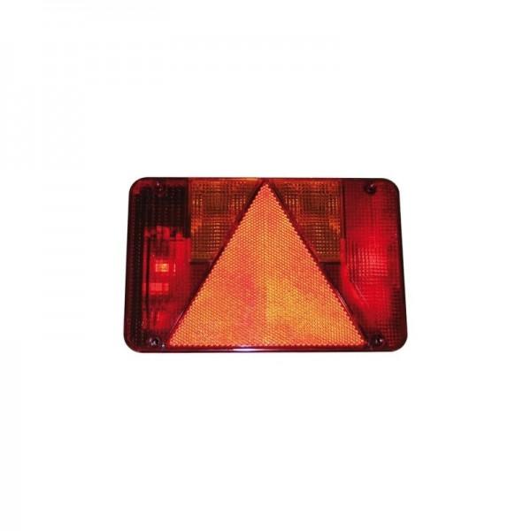 Leuchte Radex 5901, rechts, Bajonett, KZL