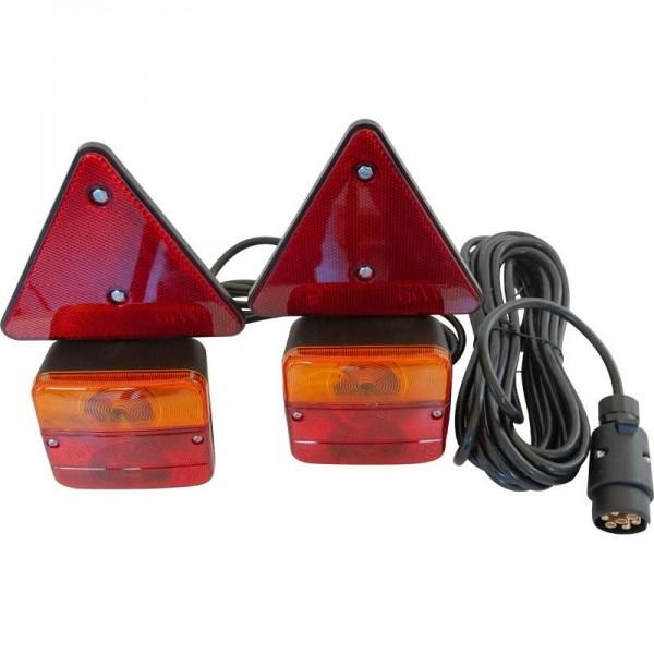 Beleuchtungseinheit mit 6,5 m Anschlusskabel