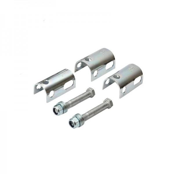 3 x Reduzierstück für Kugelkupplung, Ø 35/40/45 mm