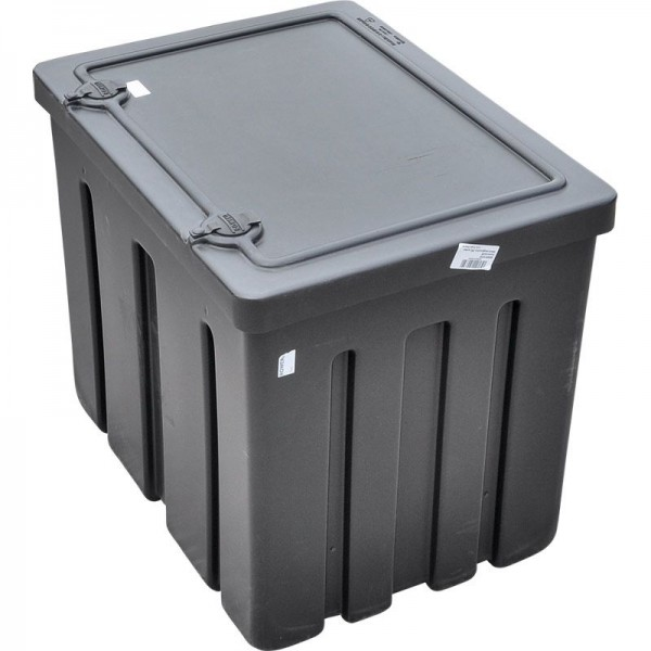 Kunststoff-Werkzeugkasten PE schw. B930 T470 H510