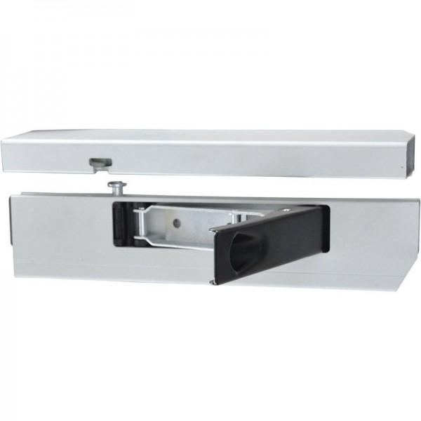 Alu-Einfassverschluss 25mm, f. 300er BW, rechts,