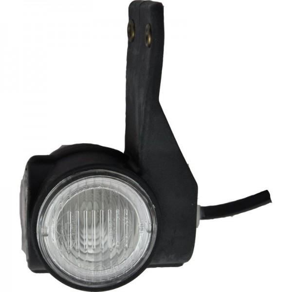 Aspöck Begrenzungeleuchte LED Superpoint III, li.