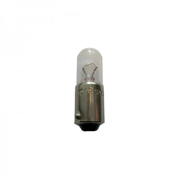 Röhrenlampe 12 V, 4 W