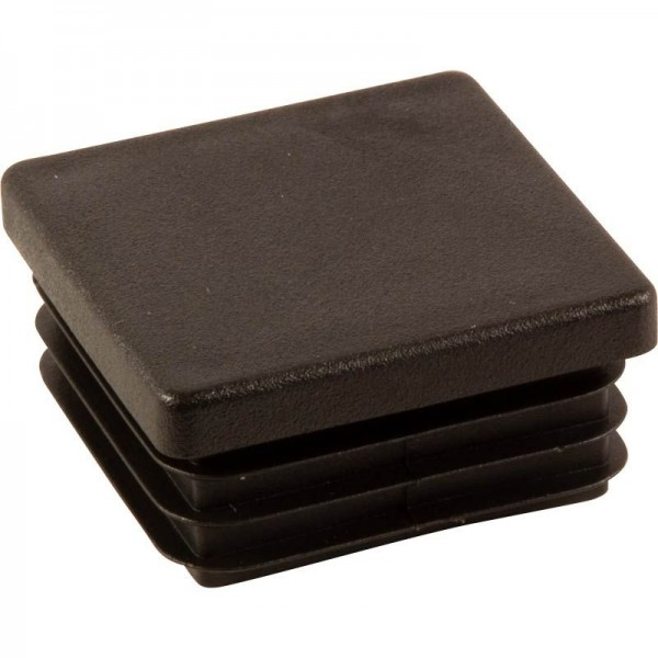 Kunststoff-Stopfen 40 x 40 mm, Wandstärke 1,5-2 mm