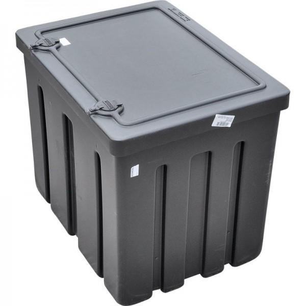 Kunststoff Werkzeugkasten,PE schw. B600,T450, H460