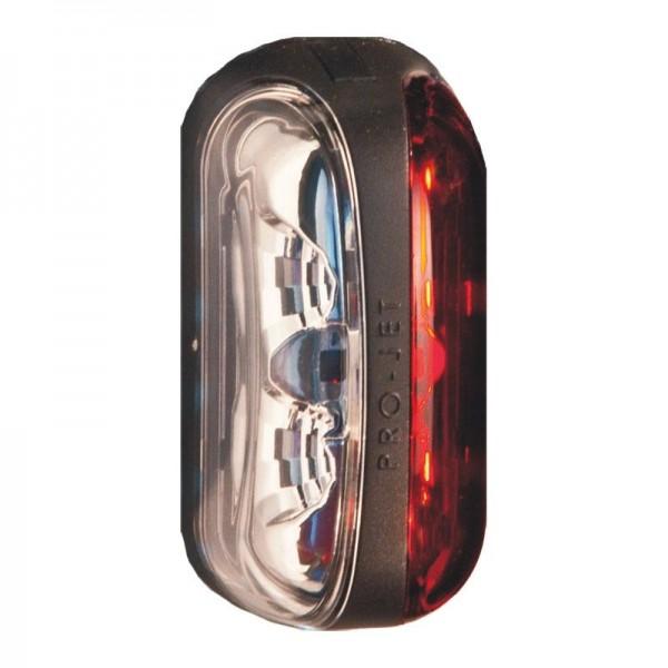 Begrenzungsleuchte LED rot/weiß 12/24V