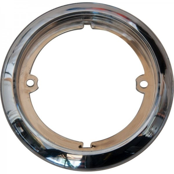Deco-Ring zu Roundpoint chrom, weiss