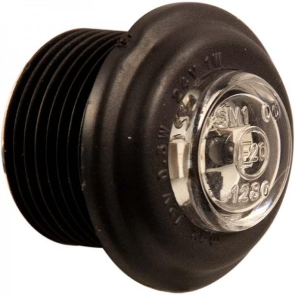 Begrenzungsleuchte LED, weiß, Ø 29 mm