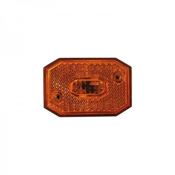 Aspöck Seitenmarkierungsleuchte Lampenglas ge