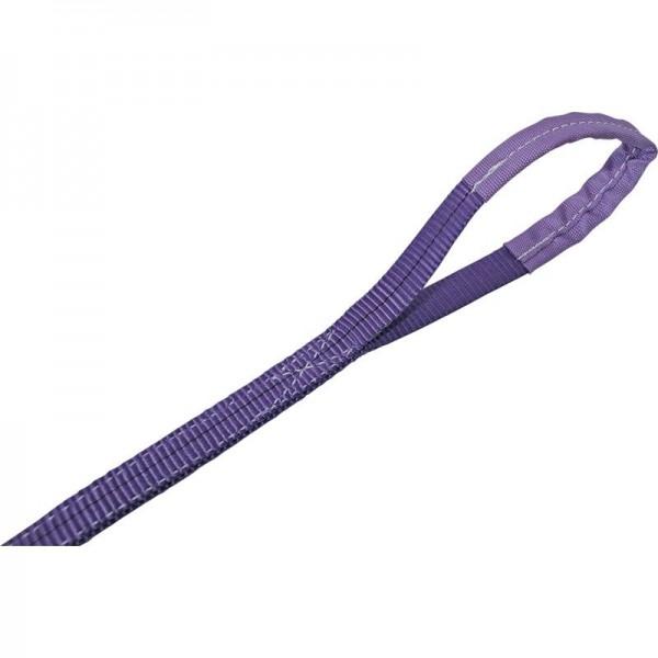 Euro-Hebeband 1000 kg, L 2000 mm, B 30 mm, violett