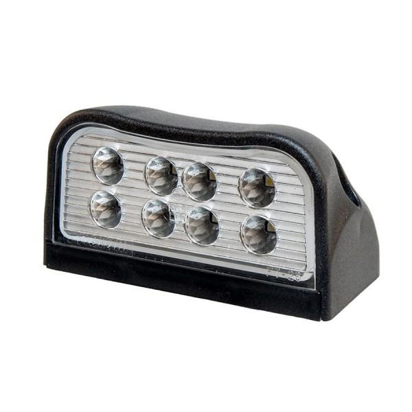 Kennzeichenleuchte LED, 500 mm DC-Kabel