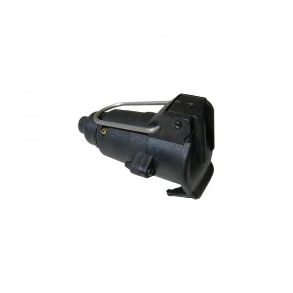 Kupplungsdose 7-polig, 12V, Kunststoff