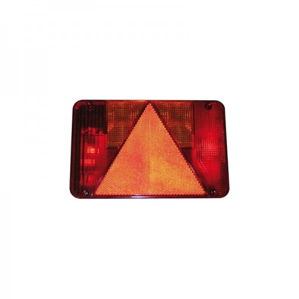 Leuchte Radex 5901, rechts, Bajonett, KZL, RFS