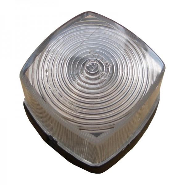 Begrenzungsleuchte SAW 2056 weiß rechteckig