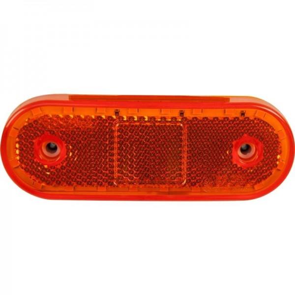 Seitenmarkierungsleuchte gelb, LED, 12-24 Volt
