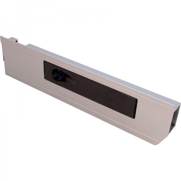 Alu-Einfassverschluss 25 mm für 400er BW, links
