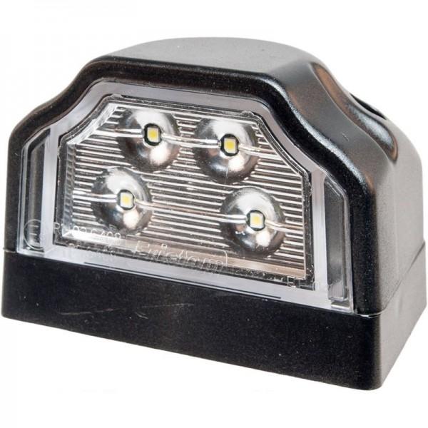 Kennzeichenleuchte LED, 500 mm Kabel, CD-Verbinder