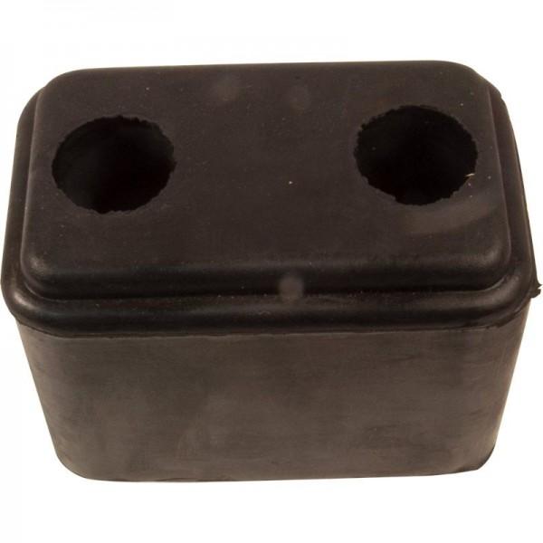 Rampuffer 2-Loch, 120x75x87 mm