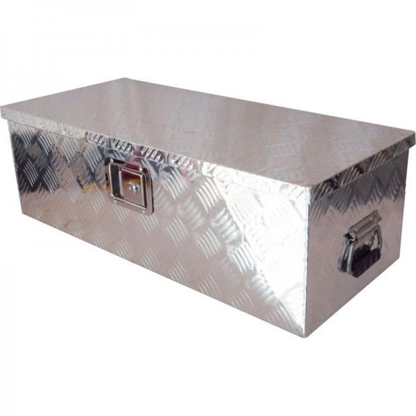 Aluminium-Werkzeugkasten 760 x 245 x 330 mm