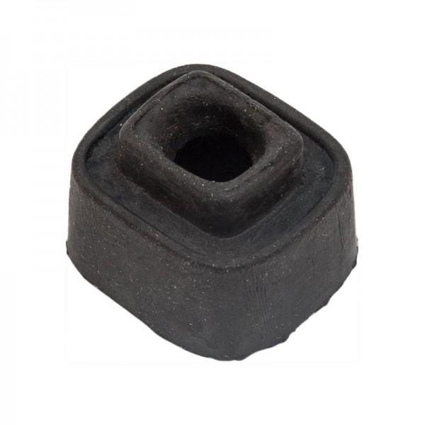 Klemmpuffer, Gummi schwarz