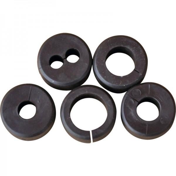 Tülle für Stecker Kabeldurchmesser 2x 5,5-6,5mm