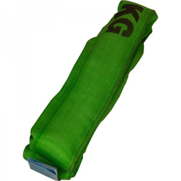 Rundschlinge 2000 kg, L 1000 mm, U 2000 mm, grün