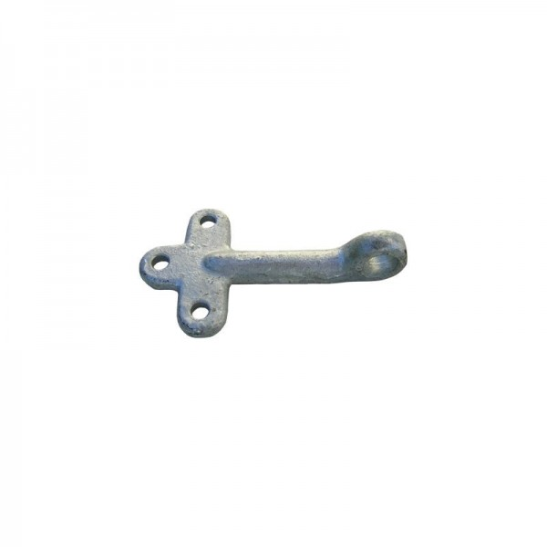 Öse für Winkelhebelverschluss, Gr. 0, 95 x 60 mm
