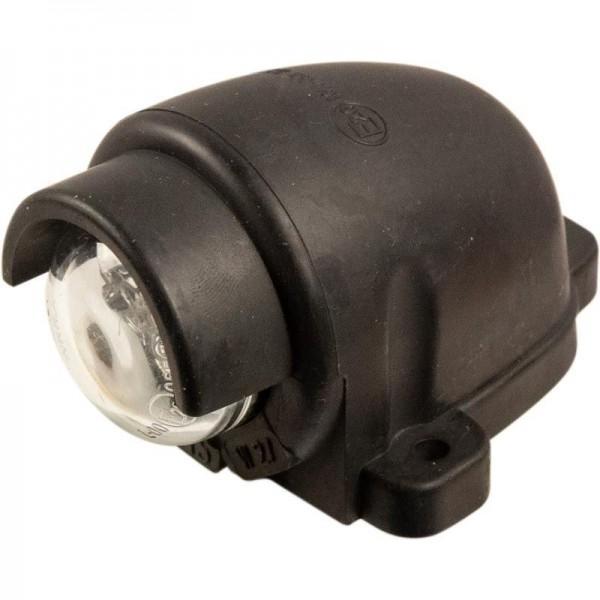 Kennzeichenleuchte LED, 76 x 57,5 x 42 mm