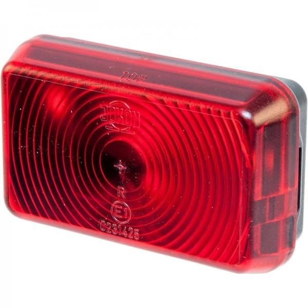 Begrenzungsleuchte Jokon rot 73x44x22 mm