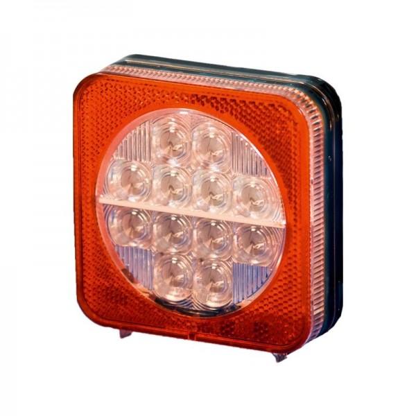 LED-Leuchte 12/24 V, 500 mm Kabelabgang
