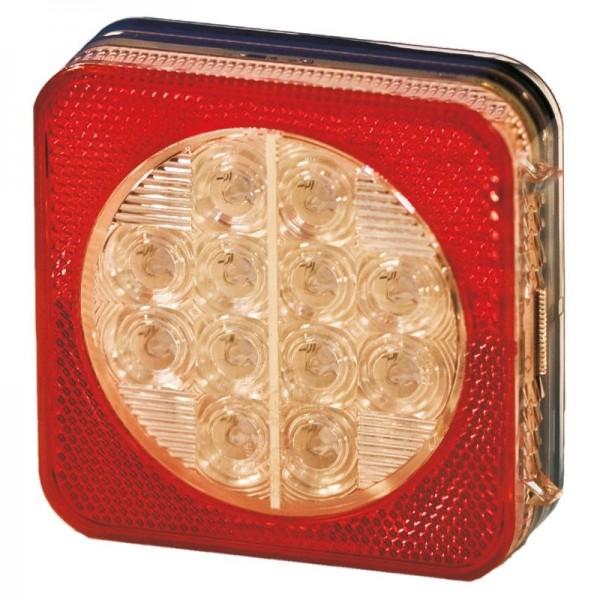 LED-Leuchte 12/24 V, mit Kabelabgang