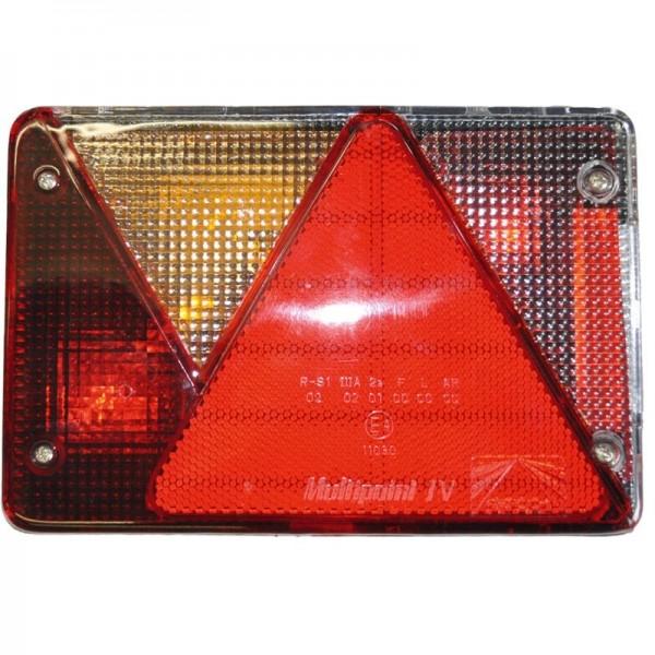 Leuchte Multipoint IV, rechts, 5-pol, KZL, RFS