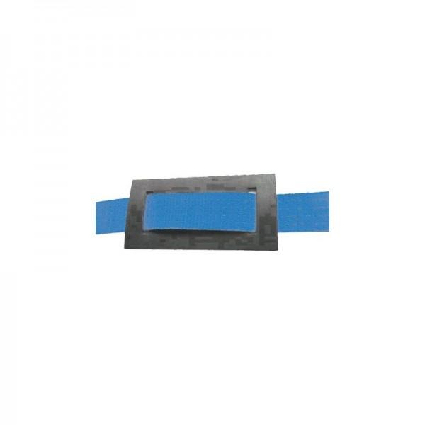 PU-Kantenschutz für 25 + 35 mm Zurrgurte, schwarz