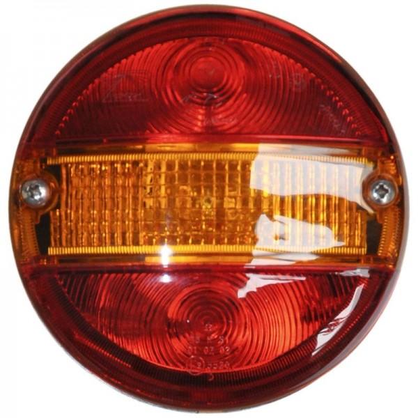 Lichtscheibe für Aspöck 3-Kammerleuchte