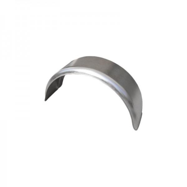 Einachs-Kotflügel rund, Stahl, B 240 mm, SW 750 mm