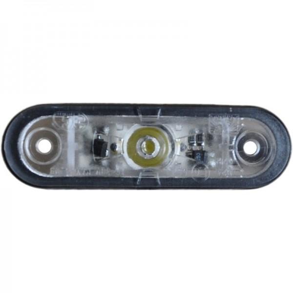 Begrenzungsleuchte Posipoint II weiß, LED-Version