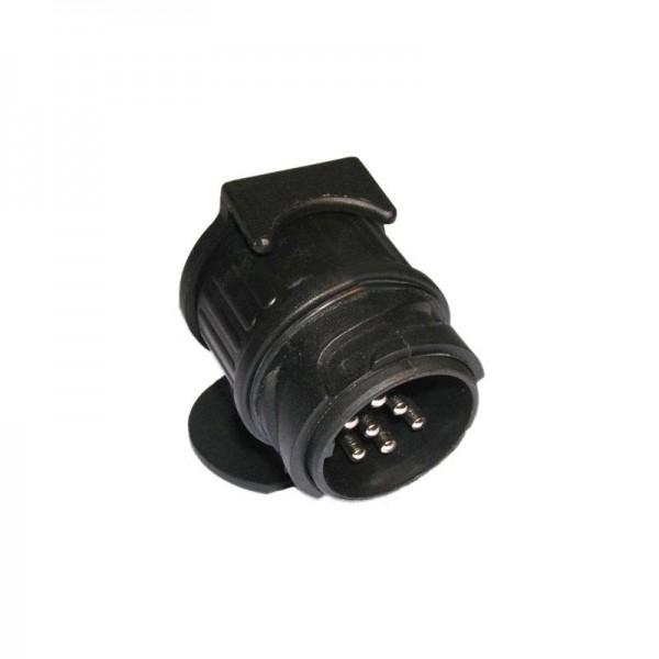Miniadapter, 13- auf 7-Pol, Länge 50 mm