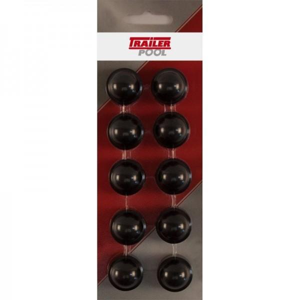 10 x Sechskant-Schutzkappe f. Schraube M12 SW 19mm