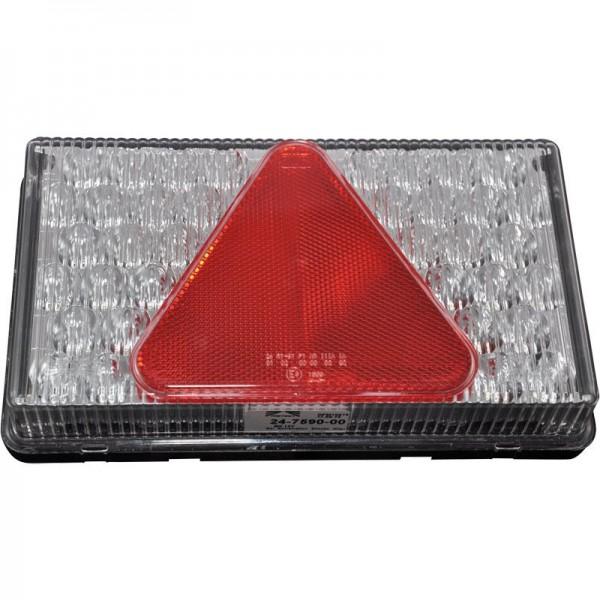 Aspöck Multi LED-Leuchte links, 12 Volt
