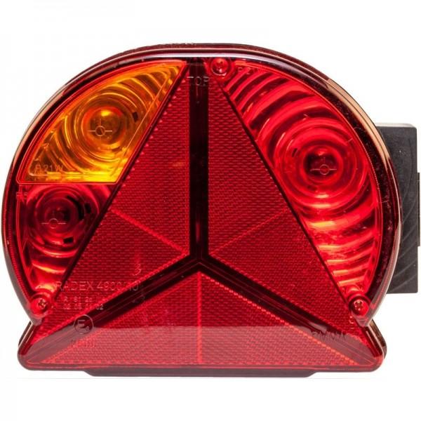 Lichtscheibe Radex 4900, links, NSL
