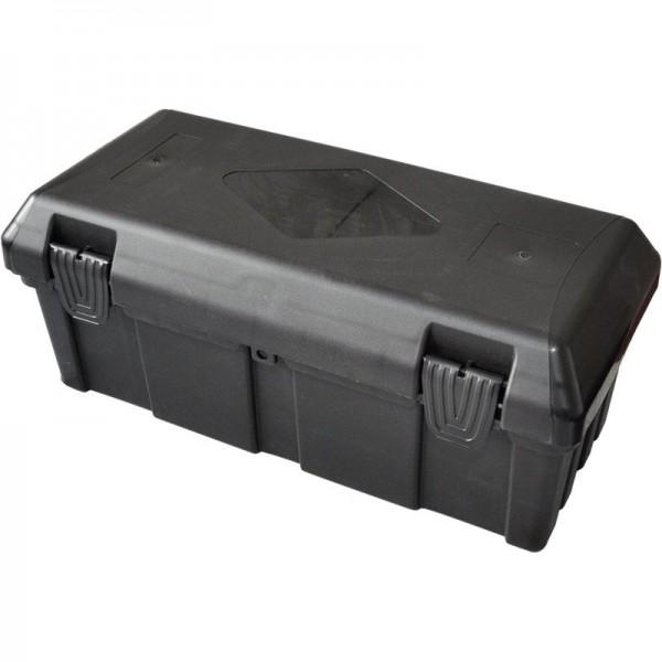 Kunststoff-Staubox PP schwarz L610 B310 H250 mm