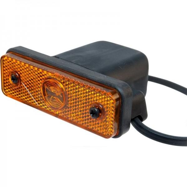Seitenmarkierungsleuchte LED Aspöck , gelb