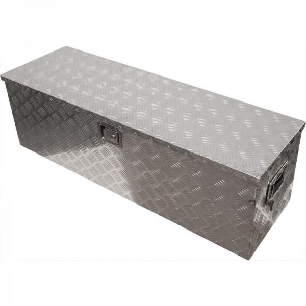 Aluminium-Werkzeugkasten 1230 x 380 x 380 mm