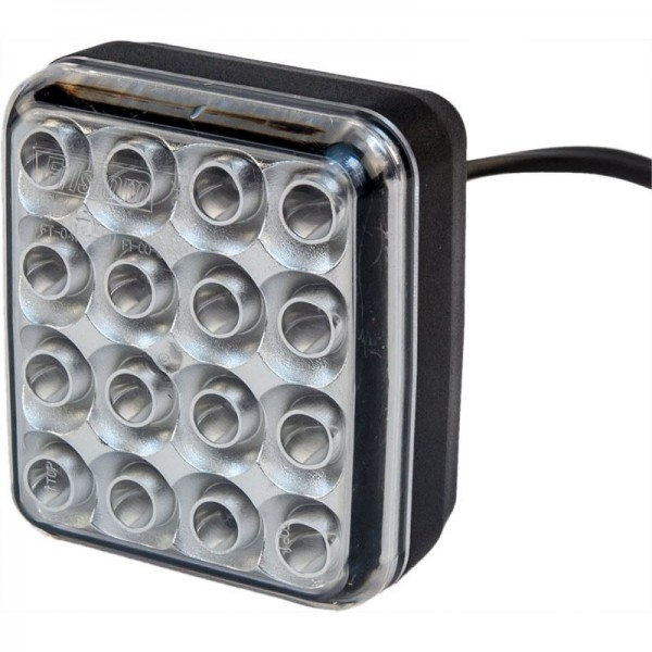 Nebelschlussleuchte LED mit DC-Abgang