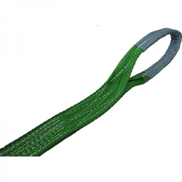 Euro-Hebeband 2000 kg, L 6000 mm, B 60 mm, grün