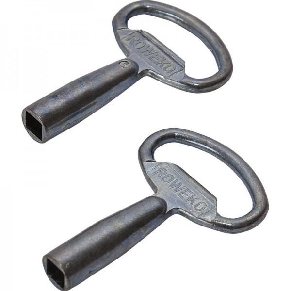 Schlüssel für Außenvierkant, Zinkdruckguss